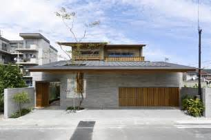 cawah homes contemporary wooden house in hinomiya by tsc