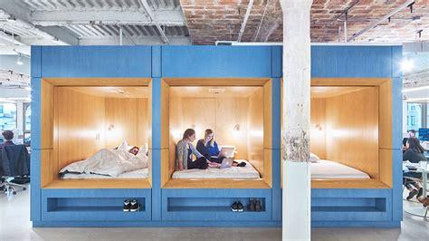 Kasur Dan Ranjang produsen kasur ini sediakan ranjang untuk karyawan yang ingin tidur siang di kantor okezone