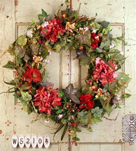Summer Front Door Wreaths 17 Best Images About Summer Door Wreaths On Starfish Summer Wreath And Wreaths For Door