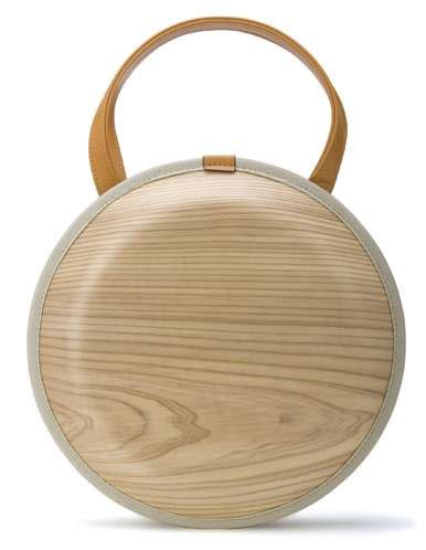 Takumi Shimamuras Wooden Calculator Just In Time For Tax Season by Japanese Cedar Pod Bags Eco Friendly Monacca Designs