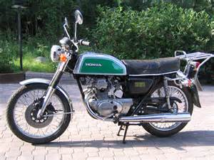 Honda Cb 125 Wemoto News Bike Of The Week Honda Cb125