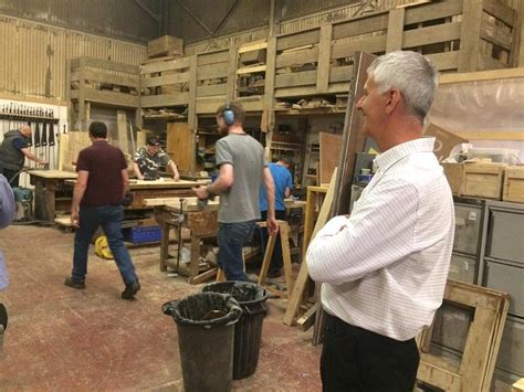 woodwork courses glasgow gwr benefits to the local community
