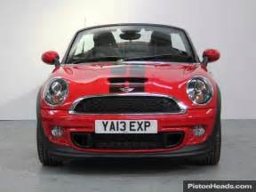Mini Cooper Roadster For Sale Used Mini Cooper S Cars For Sale With Pistonheads