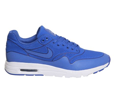 Nike Air Max 1 Ultra Moire Royal chaussures nike femme air max 1 ultra moire