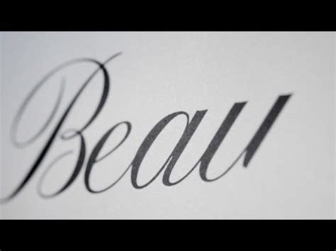 handwriting template after effects after effects fonts and templates on pinterest