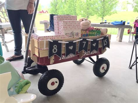 Baby Shower Welcome Wagon by Baby Shower Wagon Baby Shower Wagon Baby Shower Gift