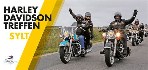 Harley Davidson Flyer hotel sylt westerland harley treffen sylt flyer