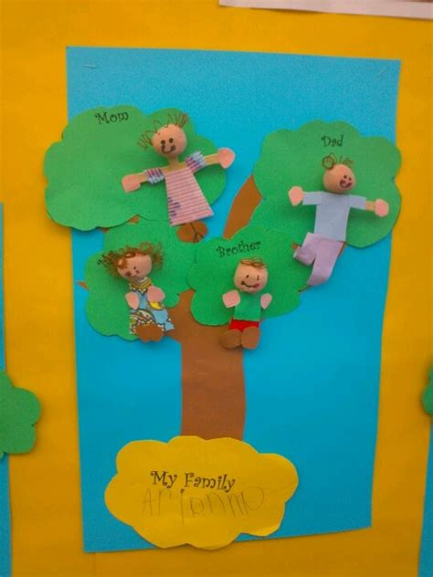themes for photo projects pre k family tree project books worth reading
