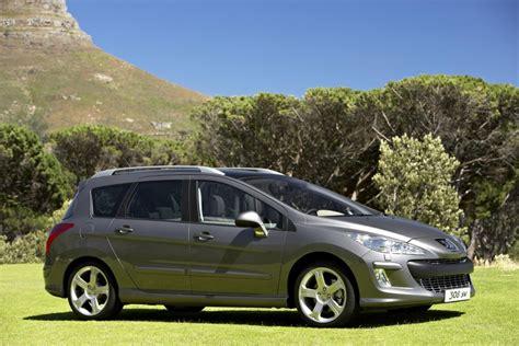 Französisch Auto by Fahrbericht Peugeot 308 Sw Feines Understatement Auf