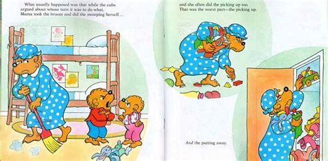 the berenstain bears and the room pchome 商店街 歌德書店 品格教育繪本 the berenstain bears and the room