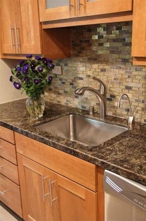 Kitchen Backsplash Colors 17 Best Images About Kitchen Counter Ideas On