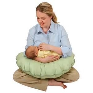 leachco cuddle u nursing pillow gives your arms a