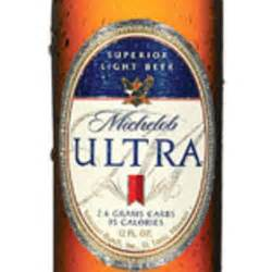 how many carbs in michelob light mich ultra nutrition facts nutrition ftempo