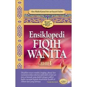 Fiqih Wanita 1 buku ensiklopedi fiqih wanita jilid 1 dan 2 lengkap