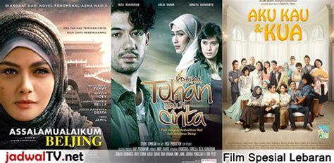 jadwal film trans7 filosofi kopi parade film indonesia spesial lebaran 2015 di tv lokal