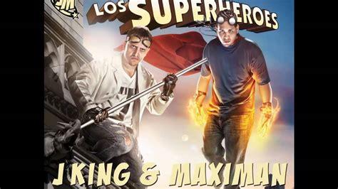 j king 10 j king y maximan estrellita los superh 233 roes