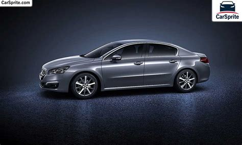 peugeot jeep 2016 price peugeot 508 2017 prices and specifications in car