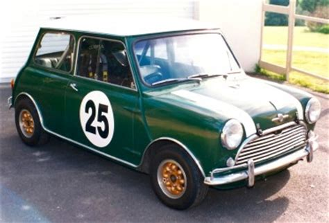 Mini Cooper M 253 1964 morris mini cooper 998 jamespapas shannons club