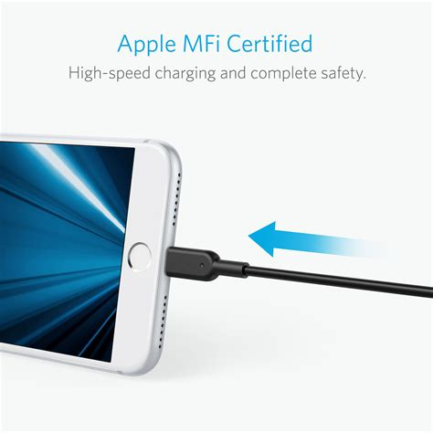 Kabel Iphone Asli powerline ii dura 3ft lightning a8432h11 kabel charging