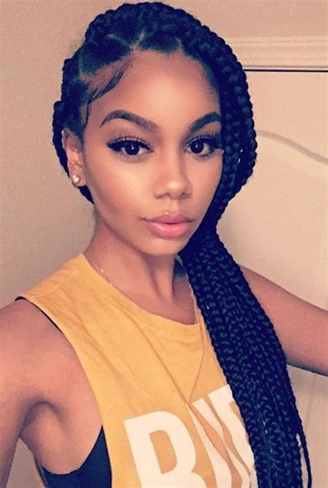 jombo hair styles wit braids hairstyles with jumbo braids hairstyles by unixcode