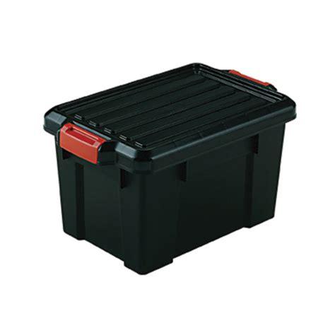 iris storage containers iris 27 quart storage container in plastic storage boxes