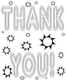 thank you coloring pages free coloring pages of and thank you