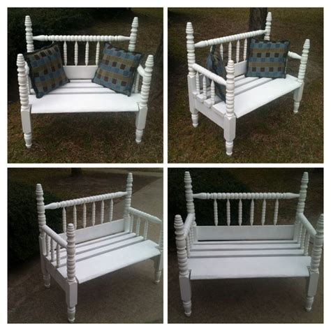bed frame bench 17 best images about benches on pinterest iron bed