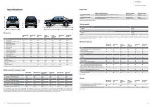 Ford Ranger Dimensions Ford Ranger Specs 2017 Ototrends Net