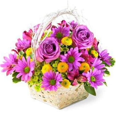 Flower Gift Basket   Flowers Online   Gifts and hampers   Online gift shop