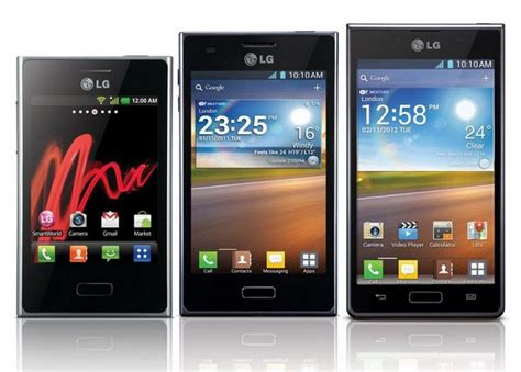Hp Lg L5 Second lg sold 15 million units of l series smartphones