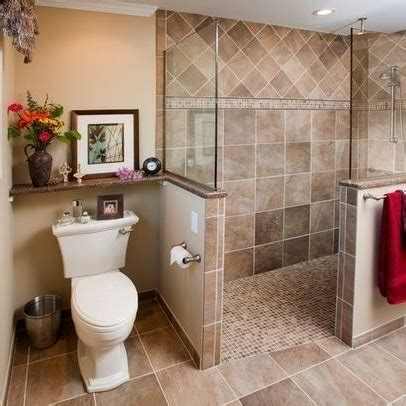pinterest master bathroom ideas best 25 brown tile bathrooms ideas only on pinterest