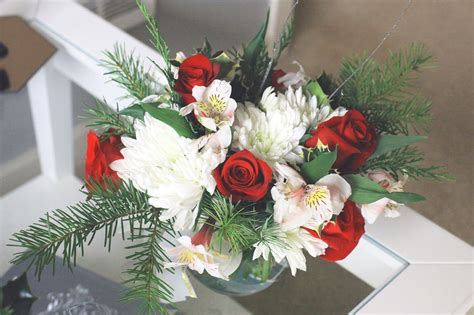 diy how to make a flower arrangement bouquet centerpiece