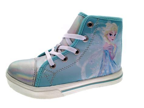 frozen shoes disney frozen lace up hi tops boots pumps
