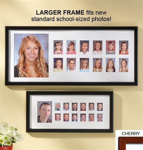 Display your child's yearly photos in this School Days ... Exposures Frames Catalog