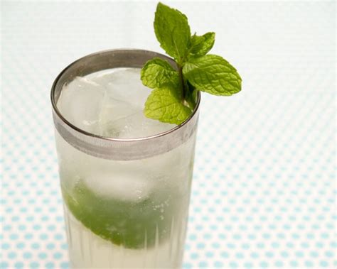 Happy Hour Lime Rickey by Friday Happy Hour The Gin Rickey