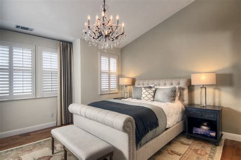 modern light fixtures for bedroom white picket fence bedroom transitional with asymmetrical