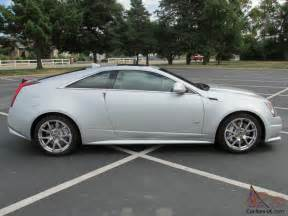 Cadillac Cts 2 Door Coupe 2012 Cadillac Cts V Coupe 2 Door 6 2l One Owner Only