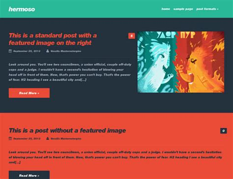 themes wordpress premium free 2014 23 best free premium responsive wordpress themes 2014