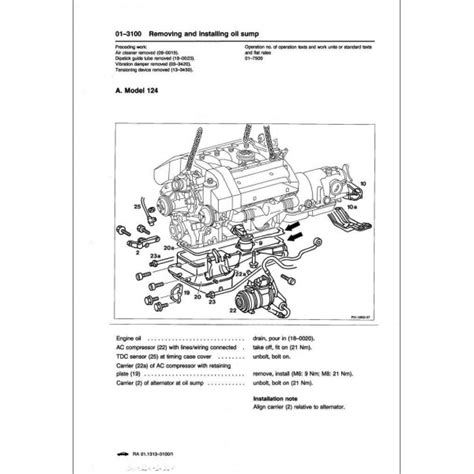 mercedes benz r129 service manual images