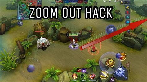 tutorial zoom out mobile legend mobile legends how to get big map 100 work zoom out