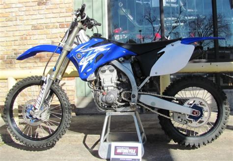 dirt bike motocross 2006 yamaha yz450f used motocross off road dirt bike