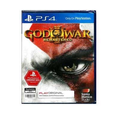blibli ps4 jual sony ps4 god of war iii remastered dvd games online