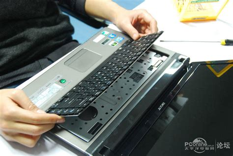 Laptop Acer Aspire 4750g how to disassemble acer aspire 4750g laptop keyboard pcpart