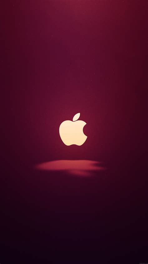 papersco iphone wallpaper ai apple logo love mania