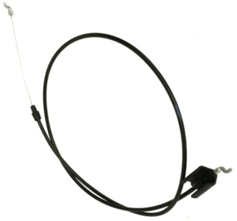 engine brake zone control cable parts   sears craftsman lawn mower ebay