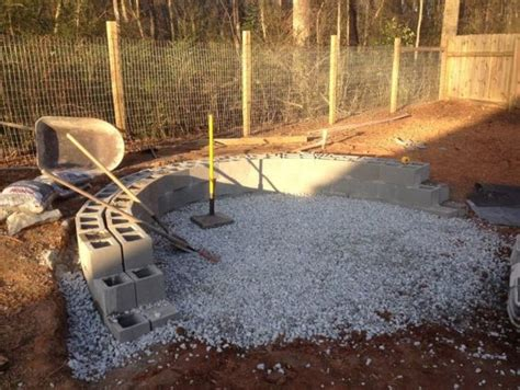 how to make a cfire in your backyard how to build a beautiful fire pit in your backyard using