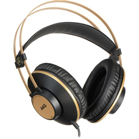 Headset Akg akg k92 closed back studio headphones 3169h00030 b h photo