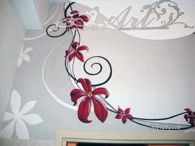 dipinti su pareti interne moderni per pareti interne imbiancare casa idee colori e