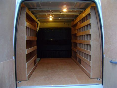 ford transit shelving ideas wooden shelving systems total solutions northern ireland