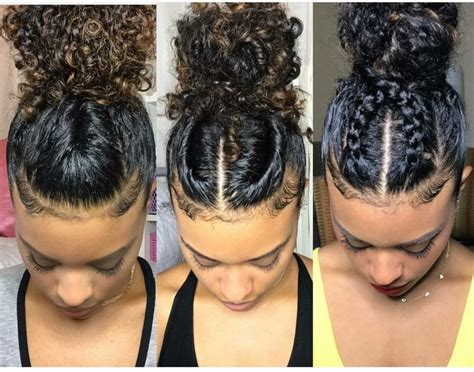 black hair buns for sale 83 best double buns images on pinterest braids
